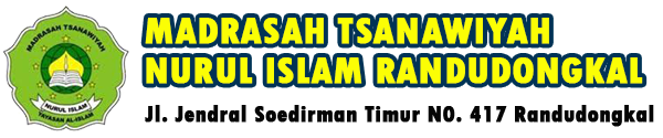 MTs Nurul Islam Randudongkal I Madrasah Hebat Bermartabat